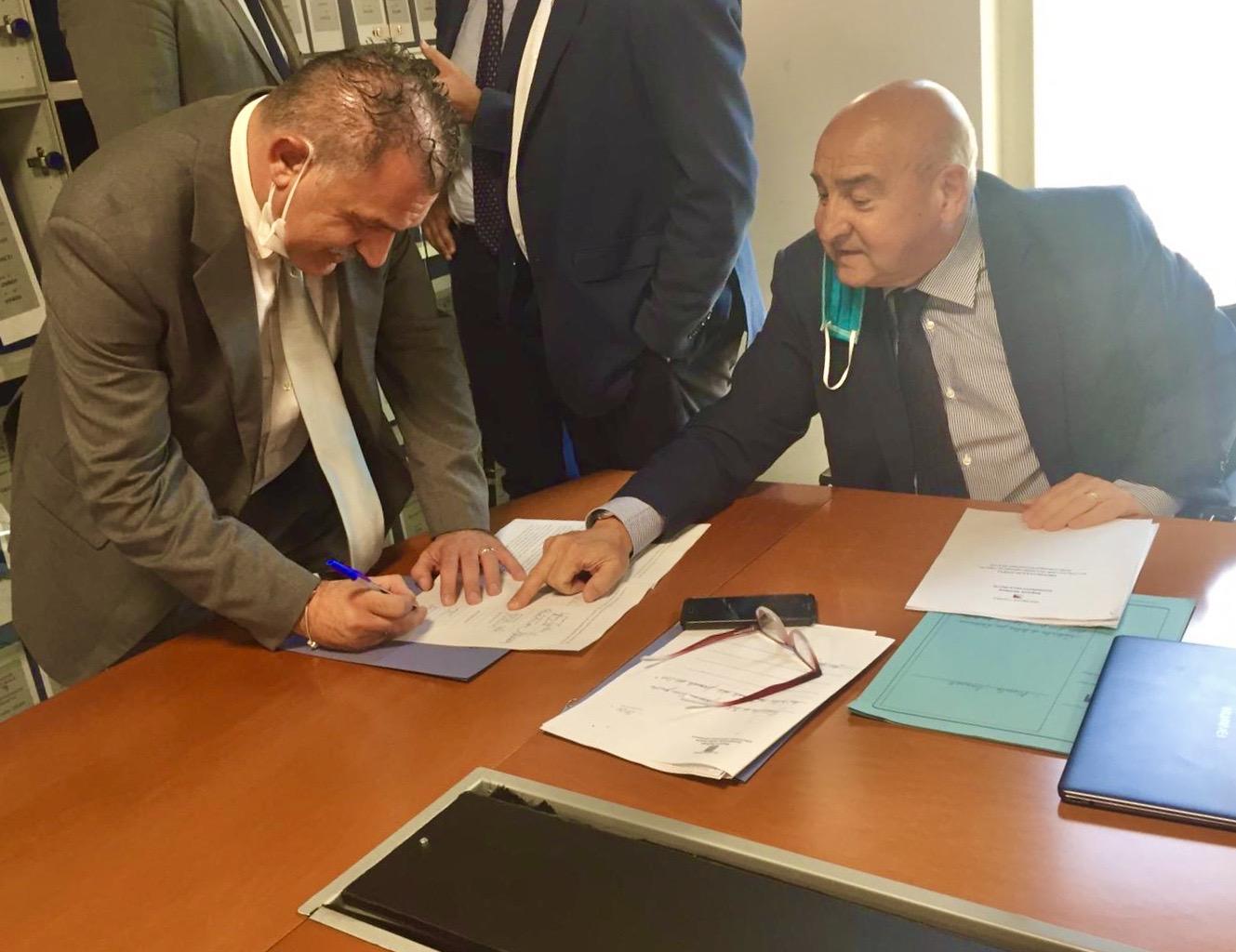 Fsi-Usae Sicilia, firmato accordo per gli incentivi a infermieri, medici, operatori sanitari, personale Seus 118
