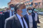 Rifiuti, apre a Palermo nuovo Centro comunale di raccolta