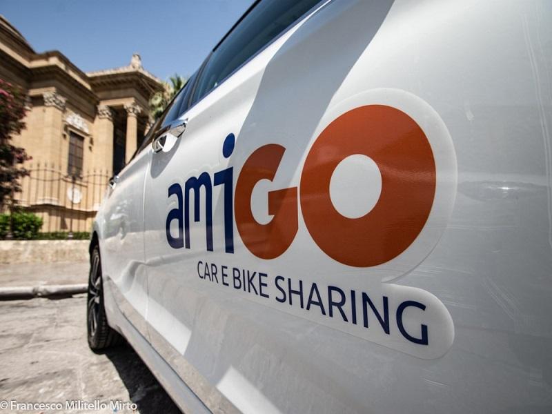Martedì 23 giugno Catania tornerà ad avere il servizio di car sharing: ecco AmiGo – I DETTAGLI