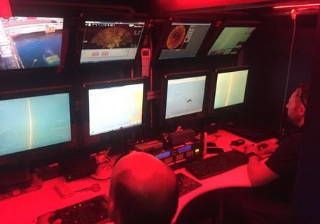 Nuova Iside, individuato finalmente il relitto del peschereccio a 1.400 metri di profondità