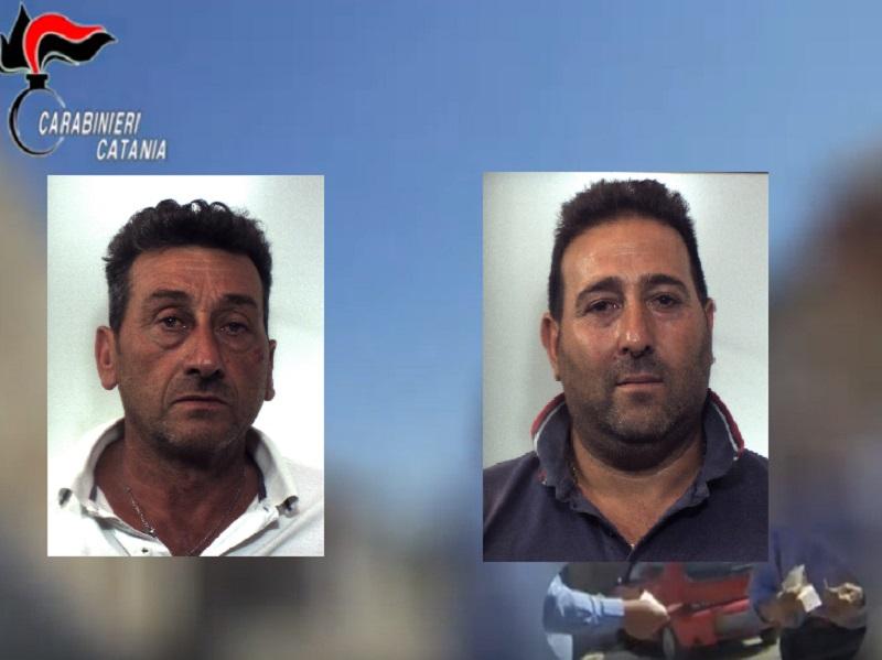 Pizzo per terreni di un imprenditore agricolo di Paternò, così i fratelli Montagno Bozzone sono stati incastrati – VIDEO