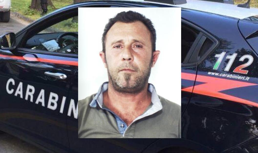 Casolare pieno di armi e droga, blitz in un casolare del Catanese: arrestato Michele Malizia