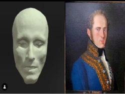 Gruppo di ricercatori dell'Università di Catania ricostruisce il volto di Vincenzo Bellini