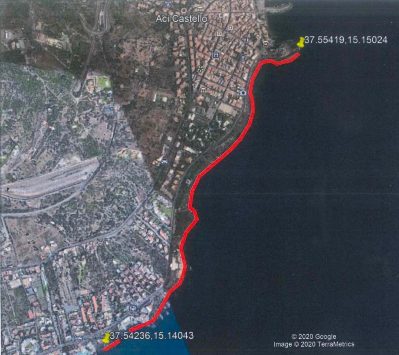 Valori di enterococchi oltre i limiti, chiude tratto di mare nel Catanese: ordinanza notificata ai lidi