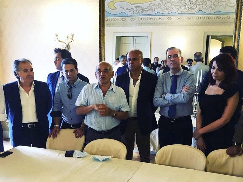 Forza Italia ad Acireale, assessore Falcone affida il ruolo di nuovo coordinatore ad Alfio Catalano