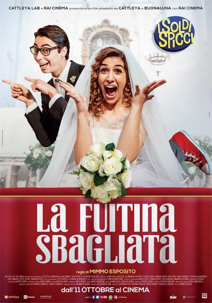 """""""La Fuitina Sbagliata"""", il primo film de I Soldi Spicci arriva in prima visione su Rai 2"""