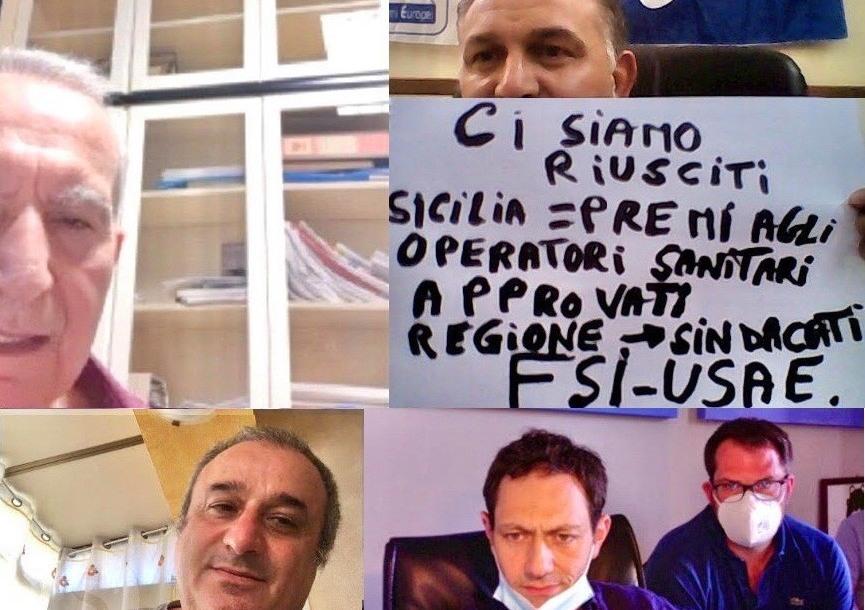 """Sanità in Sicilia, incontro tra assessore Razza e sindacati. Fsi-Usae: """"Approvati incentivi per il personale"""""""