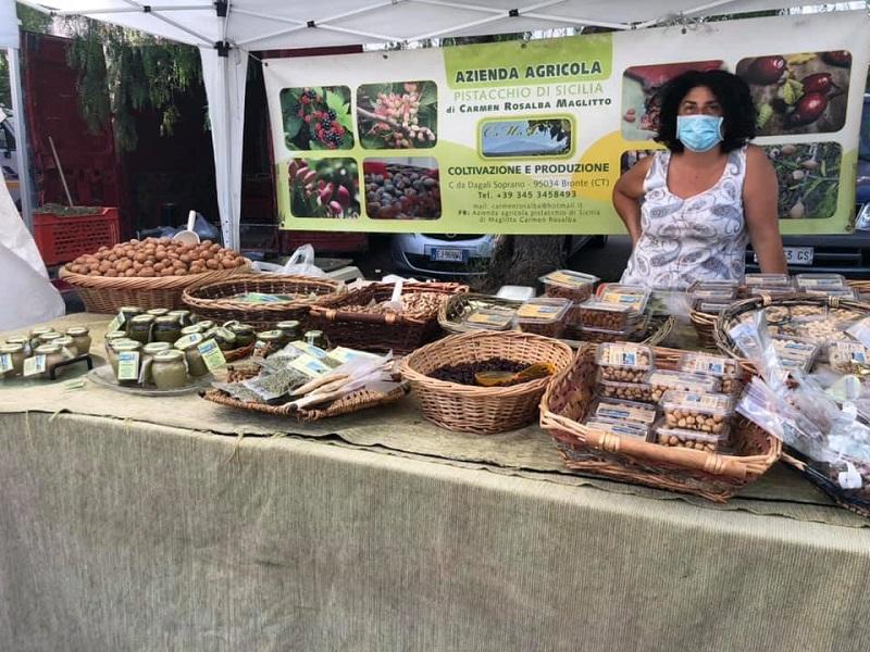 Catania, ripartiti mercati contadini a chilometro zero: dati di afflusso molto incoraggianti