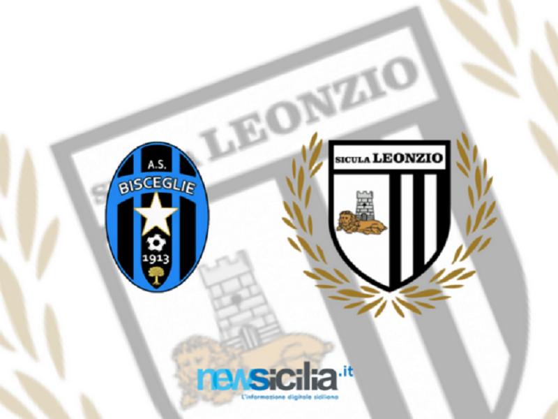 La Sicula Leonzio regola di misura il Bisceglie e resta in Serie C