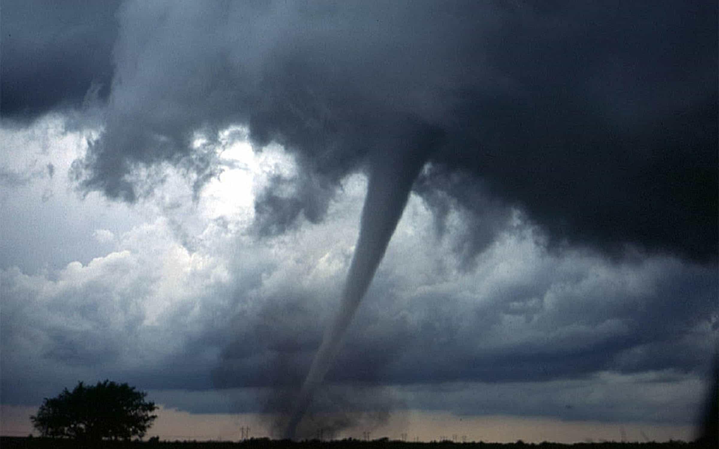 Il maltempo fa tappa al Sud: è allarme nubifragi, grandinate e tornadi per le prossime ore