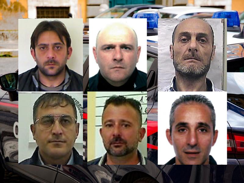 """Operazione """"Dakar"""": contrasti nel clan Santapaola-Ercolano, arresti per due omicidi – NOMI E FOTO"""