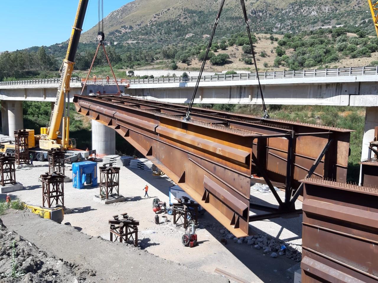 Aperto il nuovo viadotto Himera sull'A19: finisce un calvario durato 5 anni