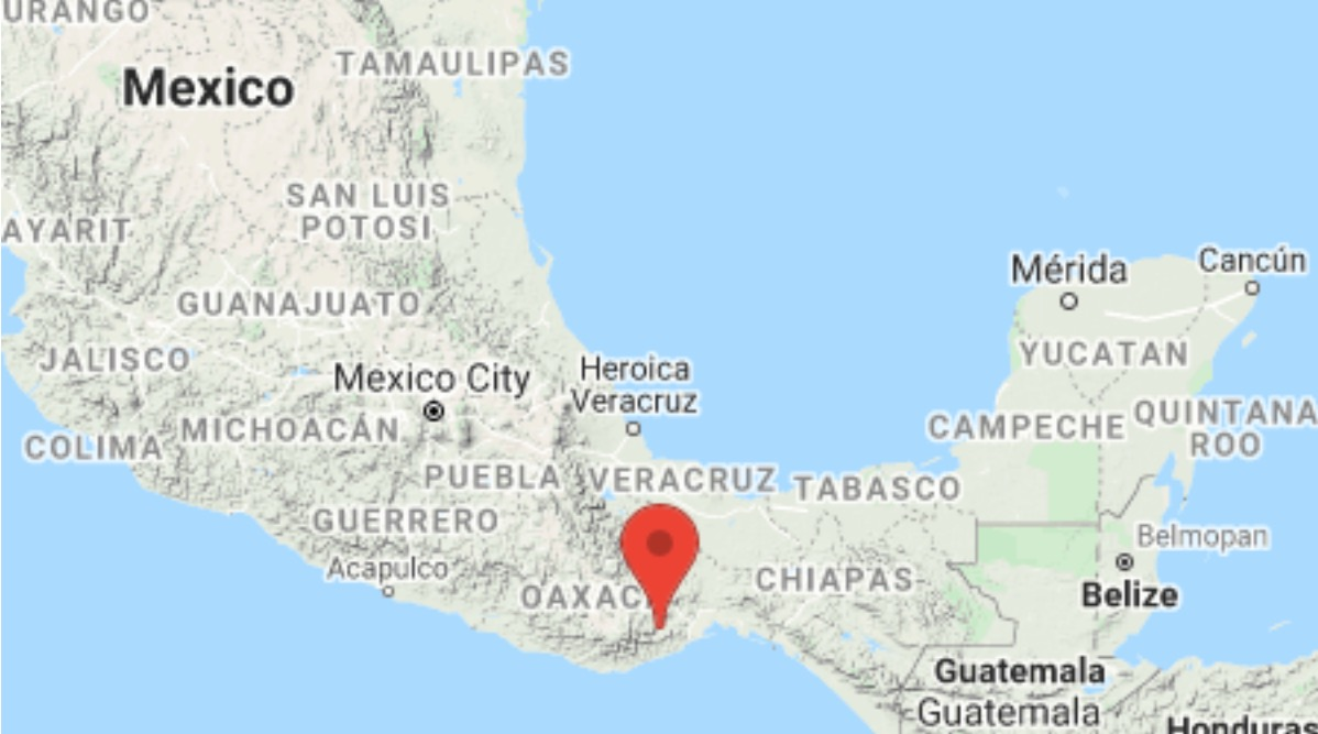 Messico, registrata violentissima scossa di terremoto di magnitudo 7.4