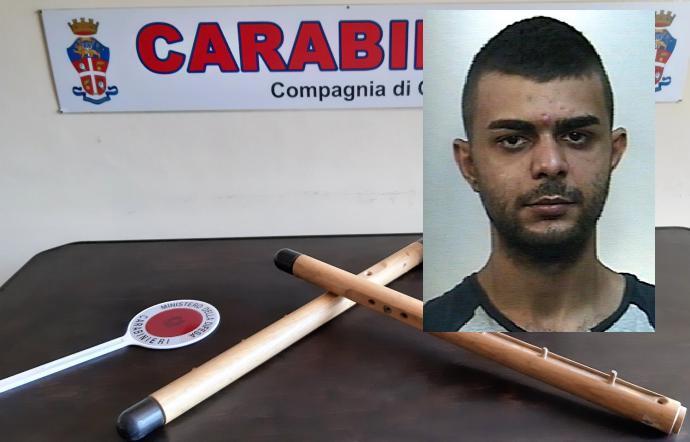 Lite furibonda nel Catanese, 30enne picchia a sangue con un bastone una coppia: arrestato