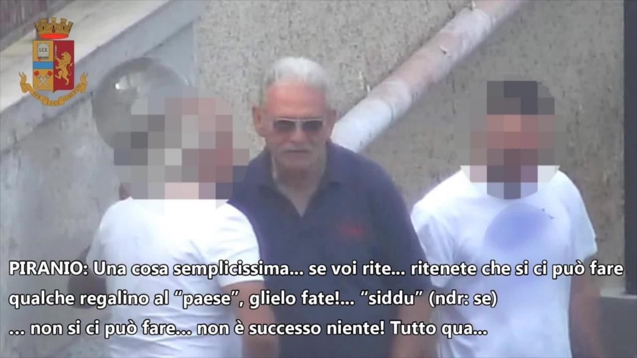 Palermo, colpo al mandamento mafioso della Noce