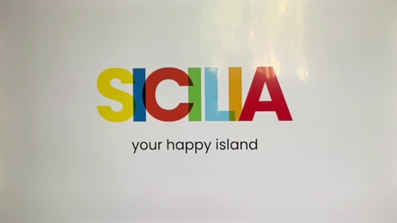 "Turismo, nuovo logo e spot ""Sicilia your happy Island"""