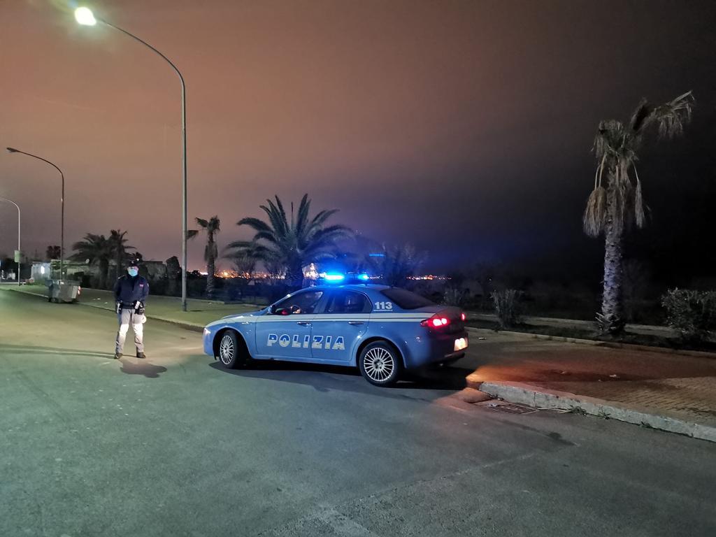 Palermo, la zona rossa non ferma la criminalità: sventati due furti notturni, un arresto e 4 denunciati