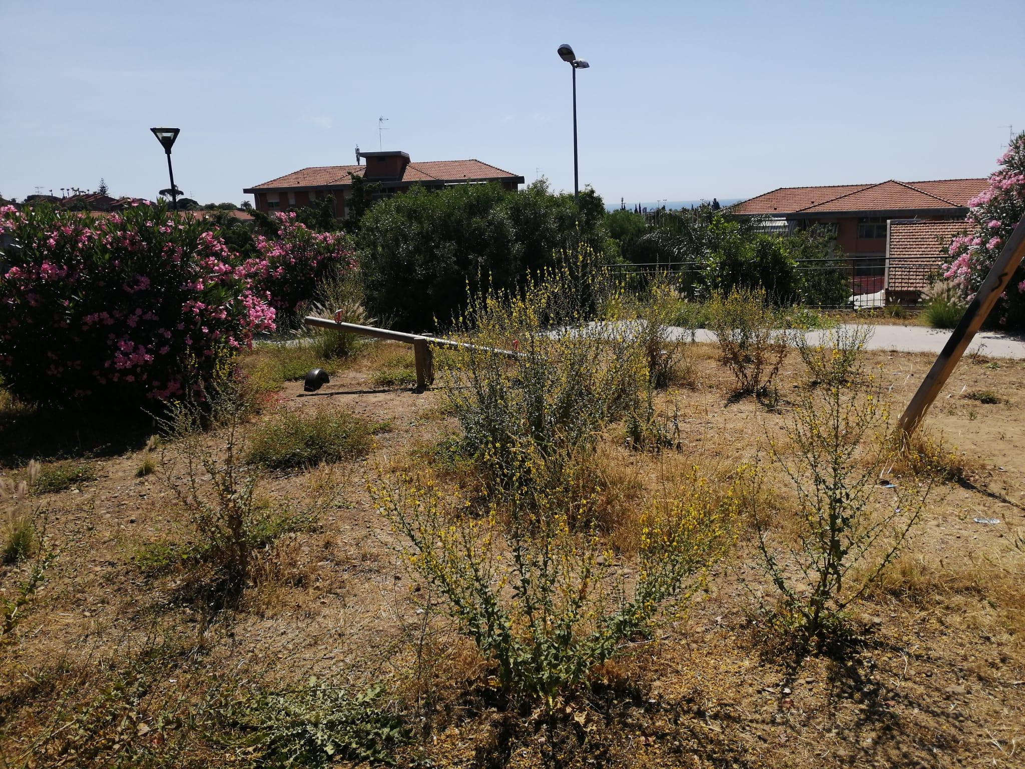 """Catania, il Villaggio Dusmet tra degrado e rischio incendi. Cardello: """"A rischio sicurezza di tutti"""""""