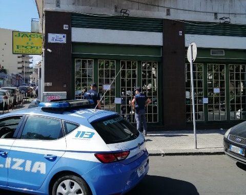 Controlli amministrativi, chiusa per irregolarità la sala giochi Jackpot Club di via San Nicolò al Borgo – FOTO