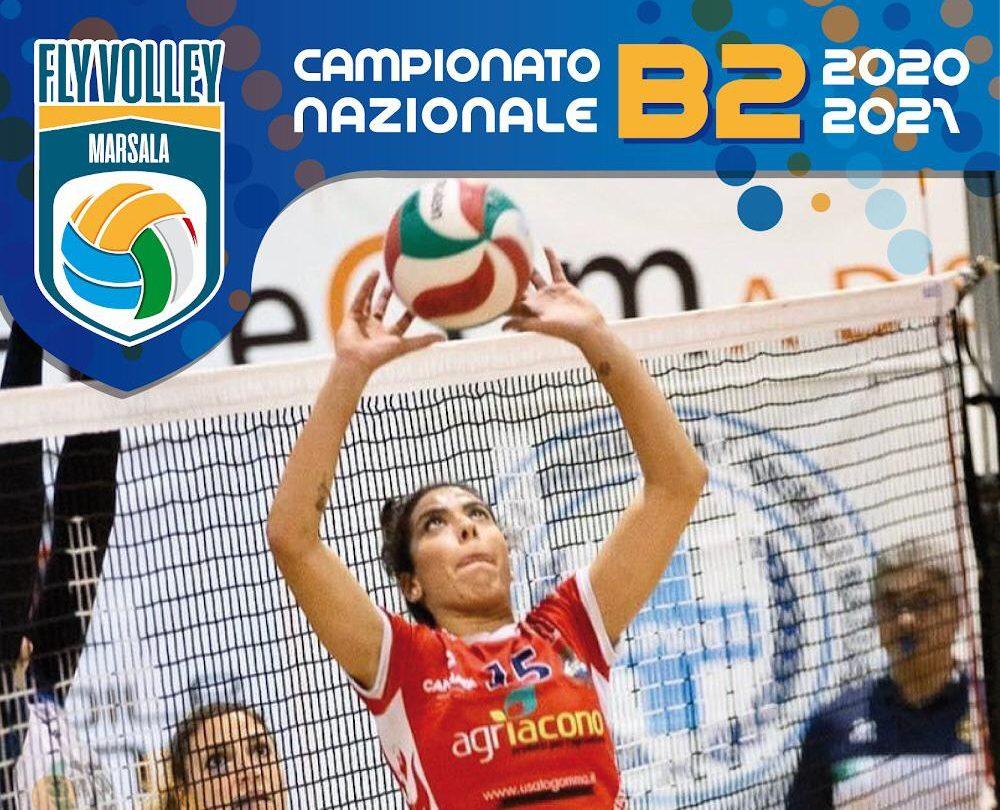 """Nuovo acquisto per la Fly Volley Marsala: ritorna """"a casa"""" la palleggiatrice Sara Gabriele"""