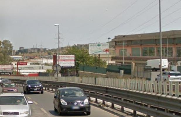 Violento tamponamento tra due auto lungo la SS 121 Catania-Paternò: 4 i feriti