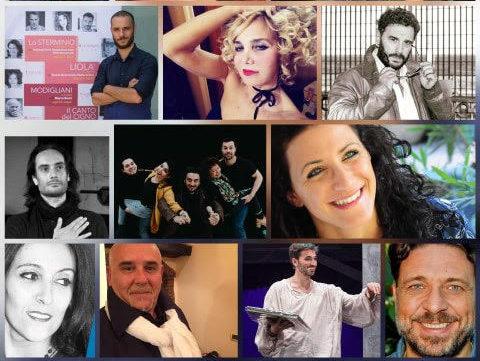 #catanianonvainscena la protesta degli attori
