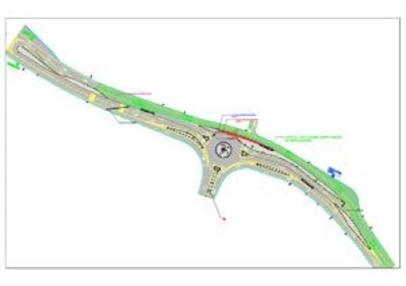 Messina, lavori di manutenzione sul viadotto Ritiro: realizzata rotatoria su viale Giostra – I DETTAGLI