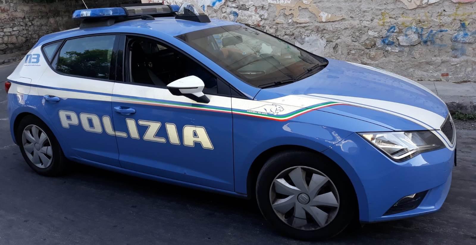 Controlli tra San Cristoforo e Librino, la polizia sorprende due giovani pregiudicati: ordinati i domiciliari