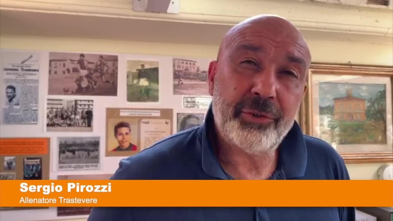 Da Amatrice a Trastevere, Sergio Pirozzi torna in panchina