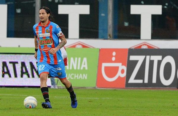 """Preoccupazione per il Calcio Catania. Il toccante messaggio di Biagianti: """"Ho paura, non so cosa accadrà"""""""
