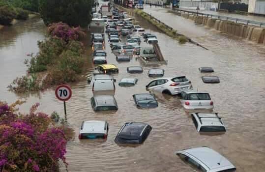 """Nubifragio del 15 luglio, Palermo """"divisa in due"""". Cosa è accaduto quel giorno? """"Evento inconsueto"""""""