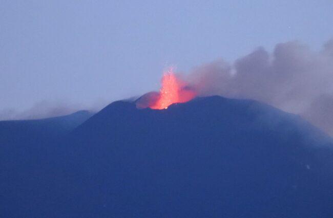 Sicilia Enta vulcano