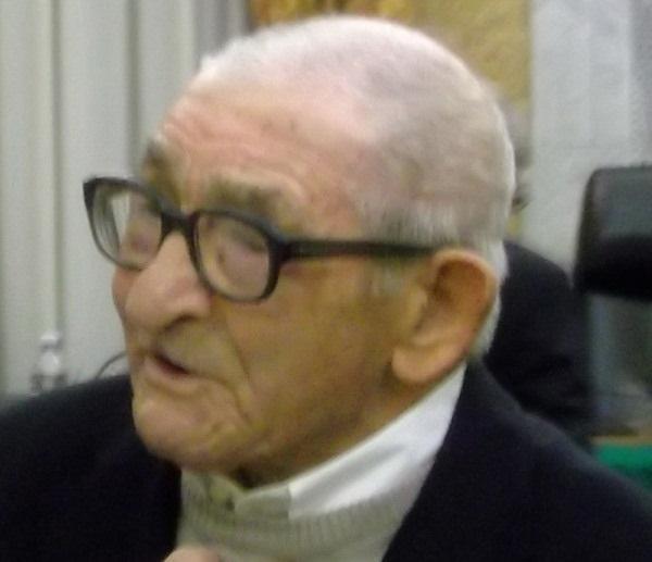 Lutto a Marsala, si spegne a 102 anni Rosario Parrinello: era noto come l'ultimo dei partigiani