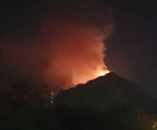 """Incendio devasta Monte Cofano a San Vito Lo Capo, il sindaco Peraino: """"Azione criminale, sfregiato patrimonio"""""""
