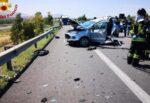 Tragico impatto sulla A19, lo scontro con un'auto e il frontale con il camion: morta una donna di Catania