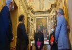 A Palermo affidamento della città a Santa Rosalia e omaggio floreale alla Santuzza