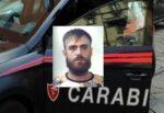 A bordo di una Fiat Panda anziché ai domiciliari, si nasconde alla vista dei carabinieri: arrestato 35enne catanese