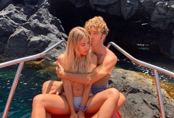 """""""Grande Fratello Vip"""", Clizia Incorvaia e Paolo Ciavarro scelgono la Sicilia per le loro vacanze romantiche"""