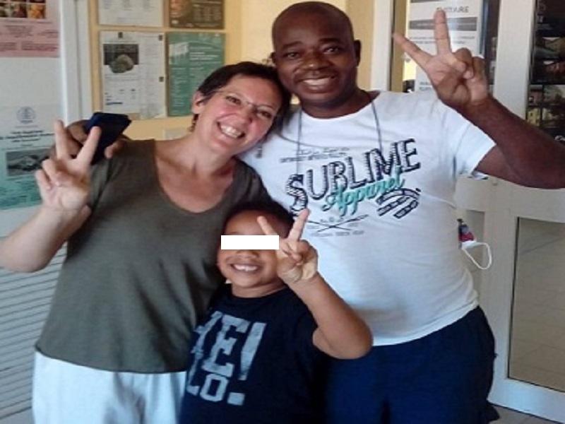 Palermo, dopo oltre due mesi di ricovero Jaime torna a casa sorridente: vinta la sua battaglia