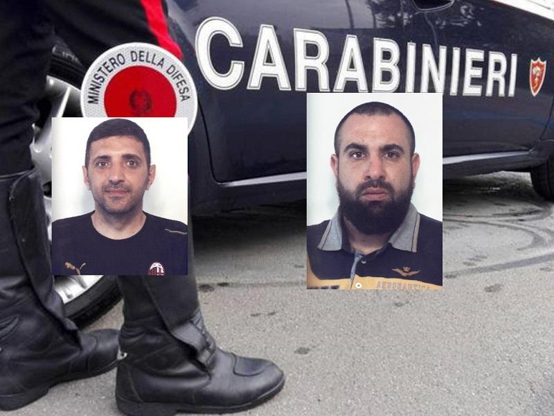 Fuga tra le vie di Catania, pusher fermati in via Villaggio Zia Lisa II: in manette Giuseppe Lonfo e Fabio Laudani