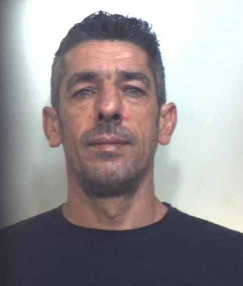 CALDERONE OTTAVIO arresto