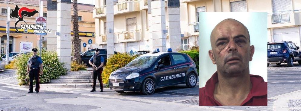 Inseguimento per le vie di Noto, Giuseppe Gallo crea panico in un ristorante e fugge: arrestato