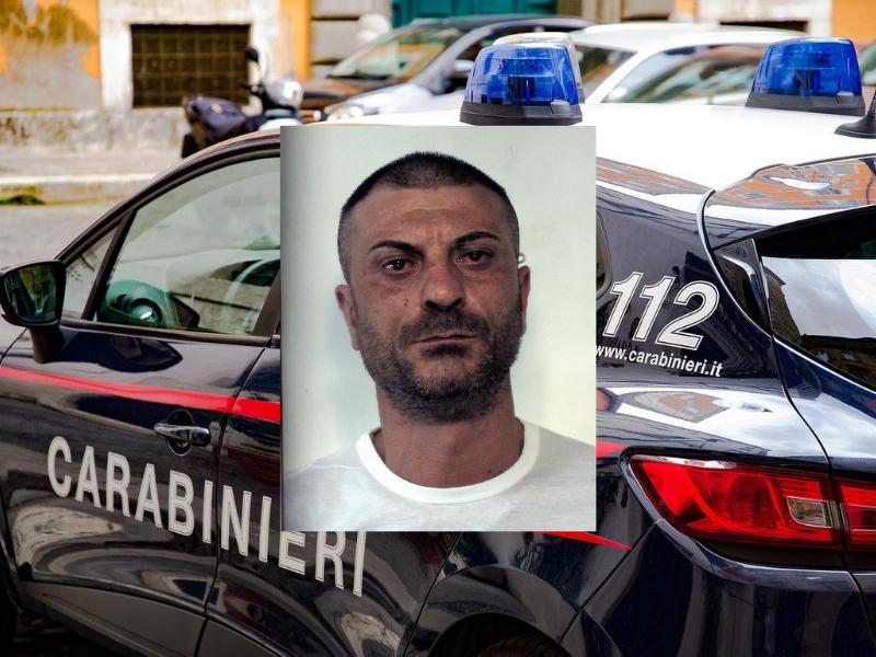 San Cristoforo, ha il braccialetto elettronico ma continua a spacciare: arrestato 41enne