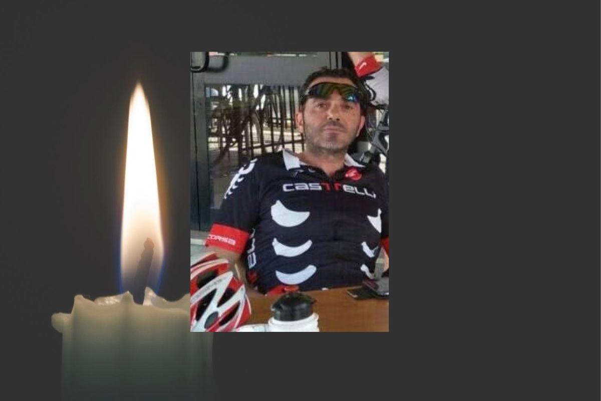 Giro in bici finisce in tragedia: Giuseppe Mazzurco si accascia e muore davanti agli occhi degli amici
