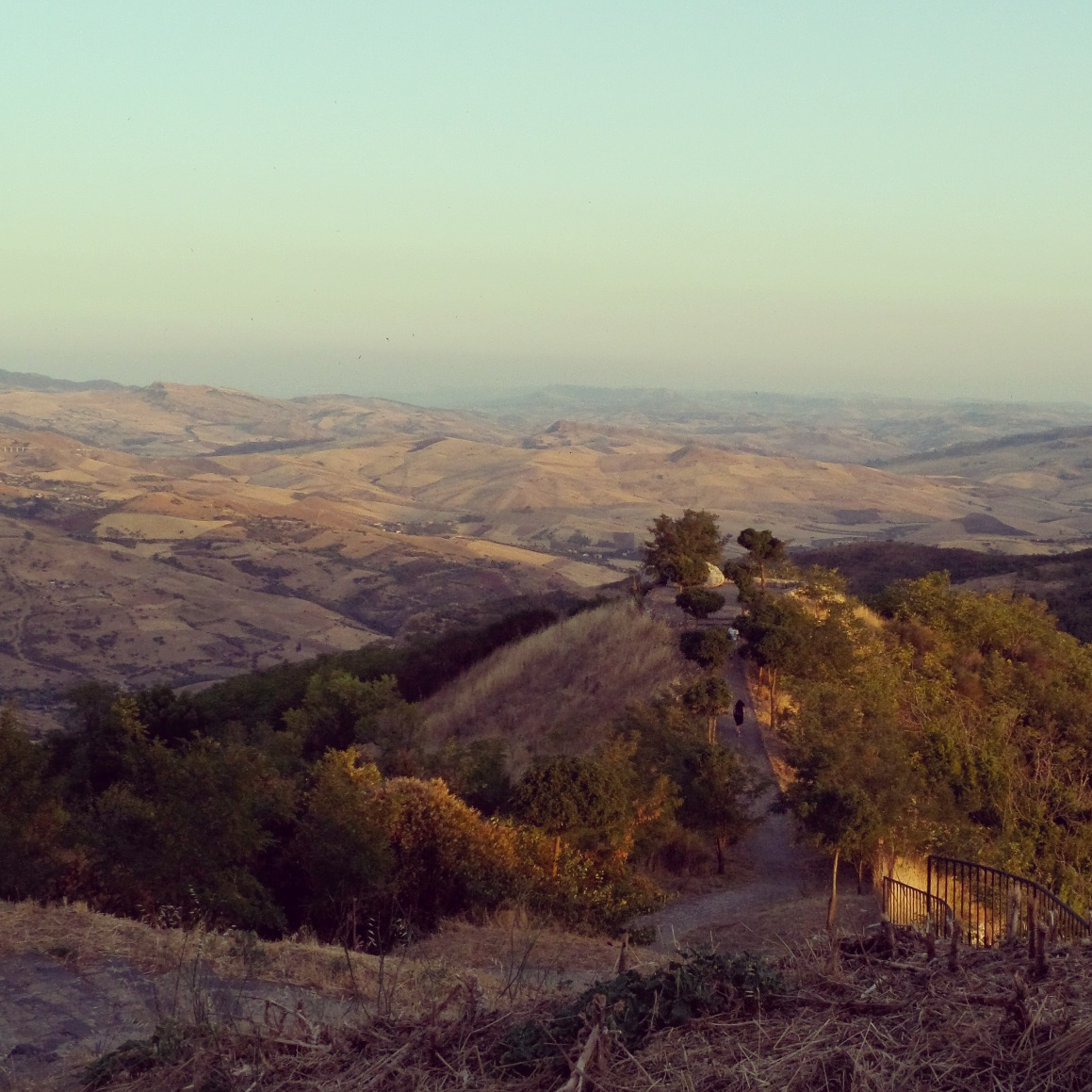 Petralia Soprana - panorama Madonie