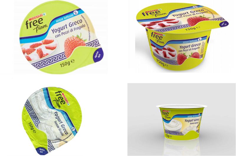 Richiamo alimentare per due lotti di yogurt Despar: ecco quali sono i prodotti interessati