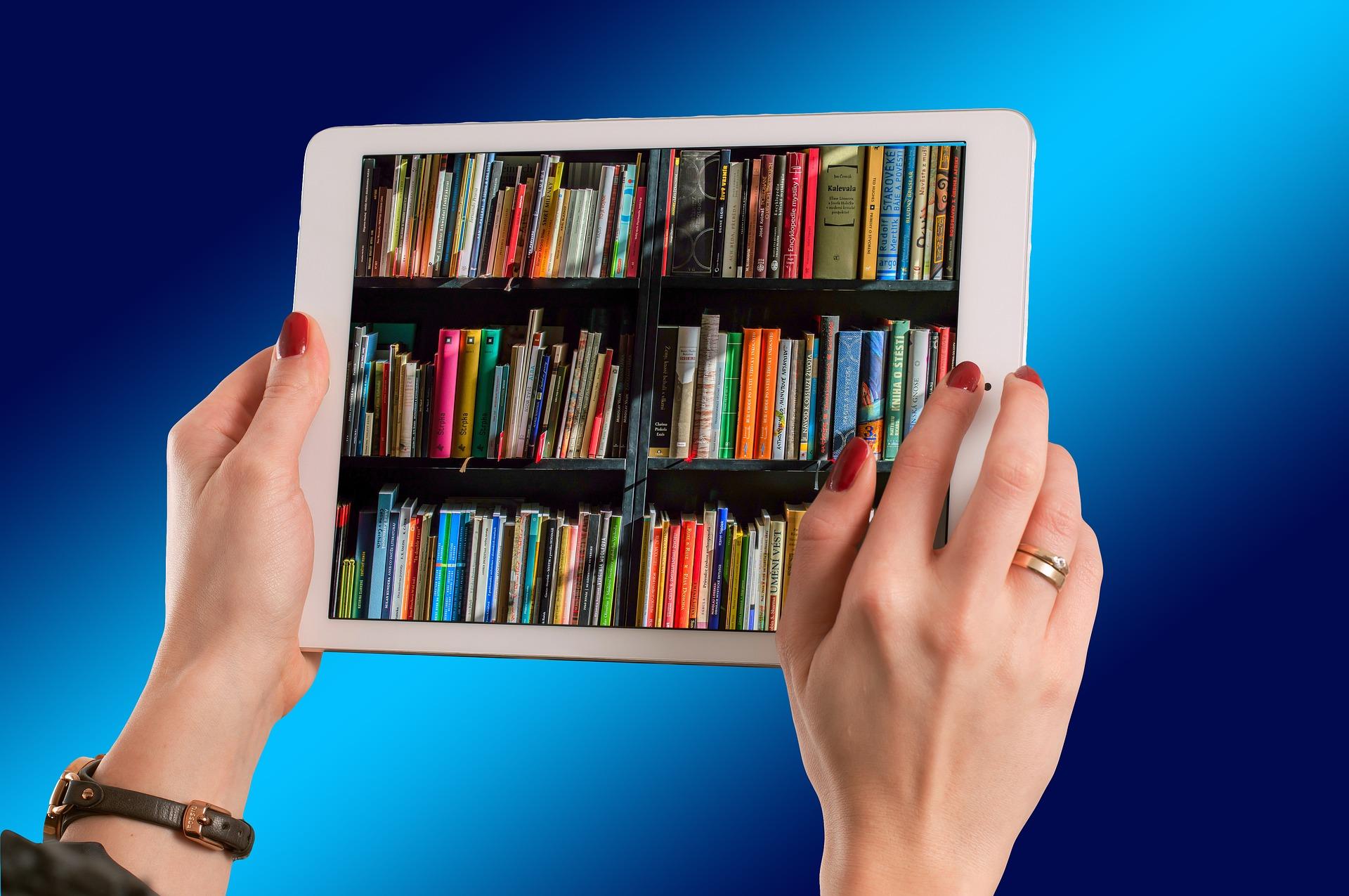 Lockdown: aumentano i lettori, ma online