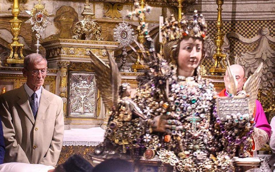 Catania a lutto, morto il commendatore Maina: una vita dedicata alla festa di Sant'Agata