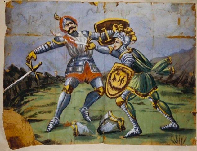 """La Marionettistica dei Fratelli Napoli racconta l'eterna lotta tra il bene e il male di """"Rinaldo e Gattamogliere"""""""