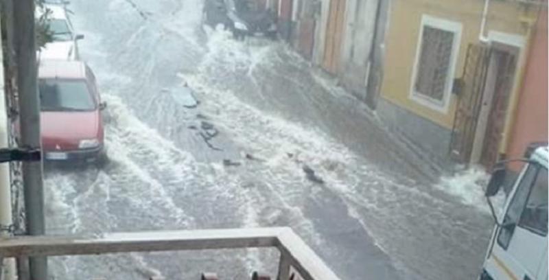 Dissesto idrogeologico, a Piedimonte Etneo via ai lavori nel centro storico: aggiudicata la gara per 3 milioni 400mila euro
